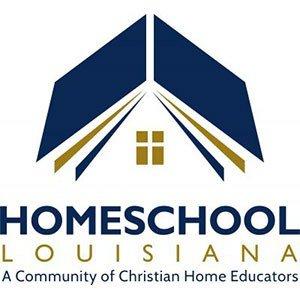 Homeschool Louisiana Logo