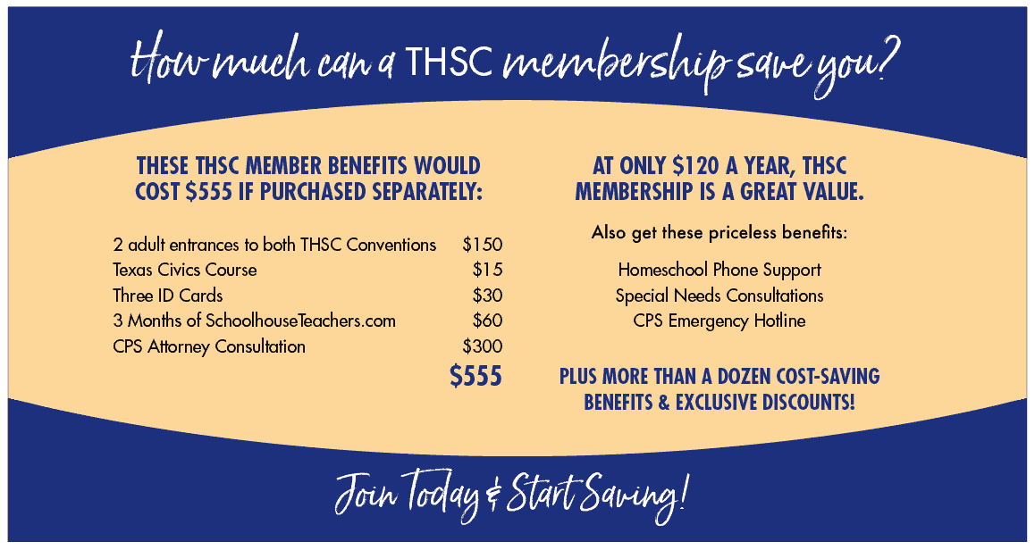 THSC Membership Value