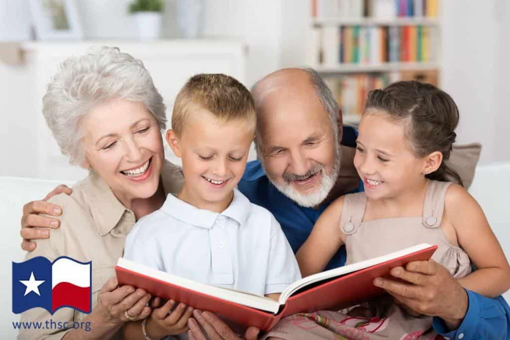Homeschooling Grandparents