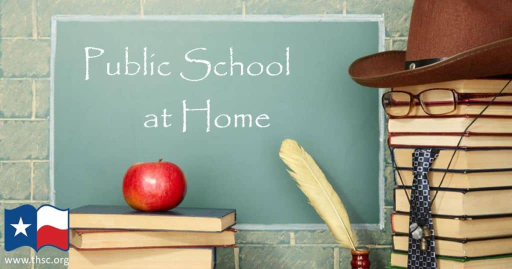 Public School at Home