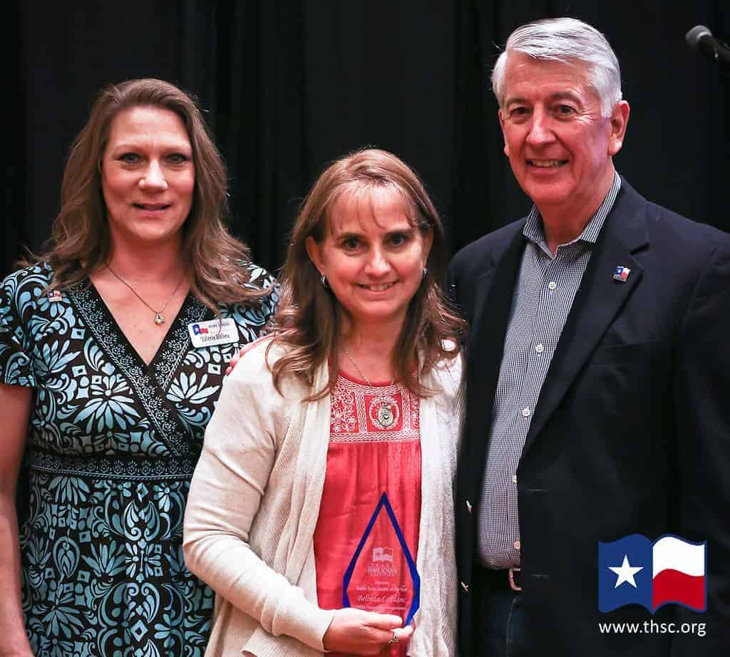 2018 South Texas Leader of the year