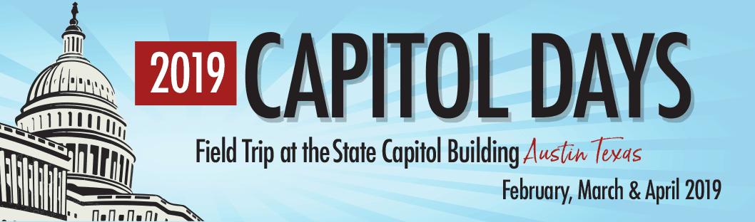 Capitol Days 2019 Header