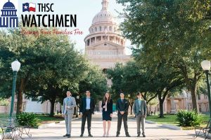 A Day in the Life of the THSC Watchmen