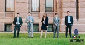 The THSC Watchmen's First Week