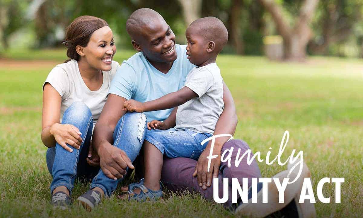 Family Unity Act