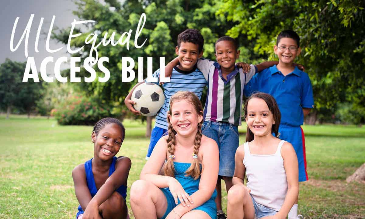 UIL Equal Access bill