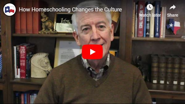How Homeschooling Changes the Culture