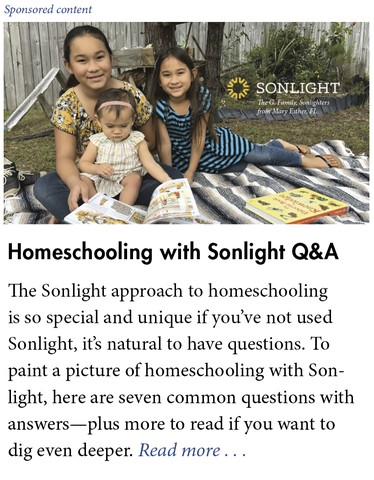 Sonlight Award Winning Christian Curriculum