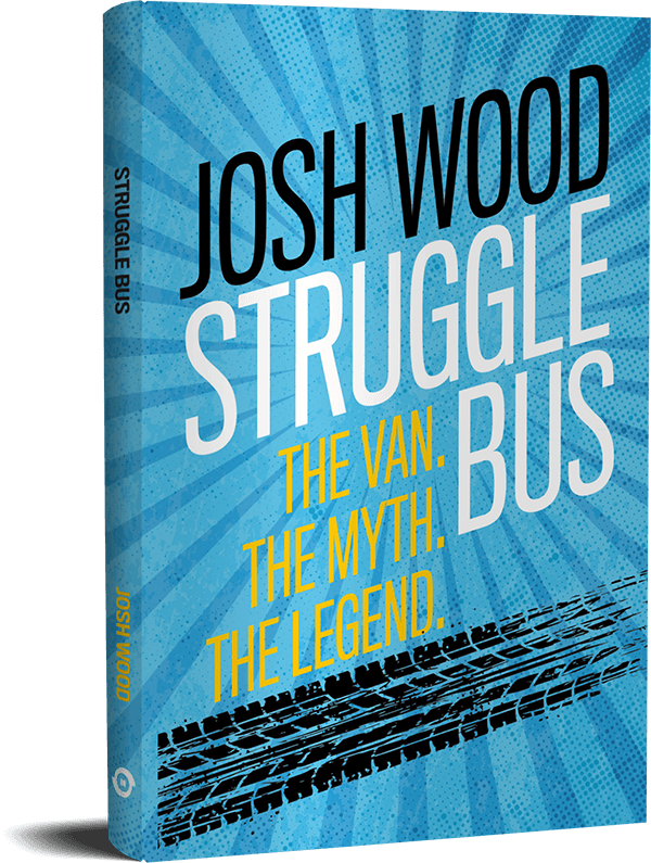 THSC Reviews The Struggle Bus: The Van. The Myth. The Legend by Josh Wood