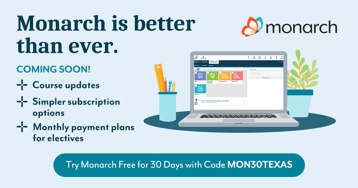 Enjoy the Freedom of Online Learning with Monarch!